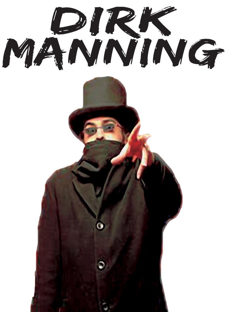 Dirk Manning Headshot