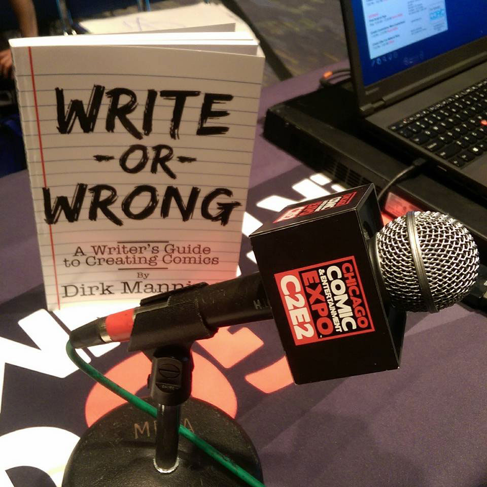 Write or Wrong Press Photo
