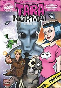 Tara Normal the Complete Webcomic Series