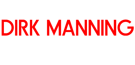 Dirk Manning Comic Book Writer